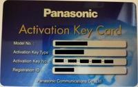Panasonic KX-NSU002W