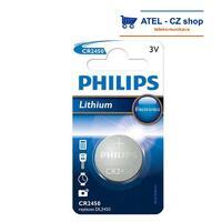 Baterie lithiová CR2450 Philips