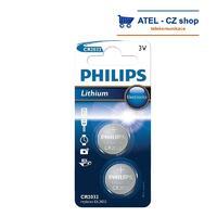 Baterie lithiová CR2032 PHILIPS
