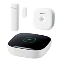 Panasonic KX-HN6010FX Smart Home Safety