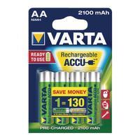 Baterie AA VARTA 2100 mAh LongTime