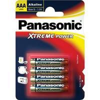 Baterie AAA Panasonic Xtreme