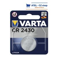 Baterie lithiová CR2430 VARTA