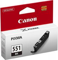 Canon CLI-551 Bk XL originální