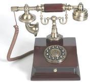 Historický telefon Tesla NT1