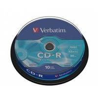 Verbatim CD-R Extra Protection 10 ks spindle