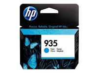 HP 935 azurová inkoustová kazeta