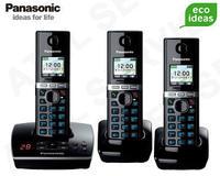 Panasonic KX-TG8061FXB TRIO