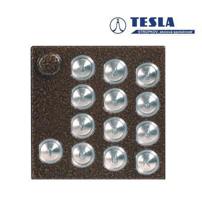 Tesla KARAT měděný klávesnice, 2 BUS - 1