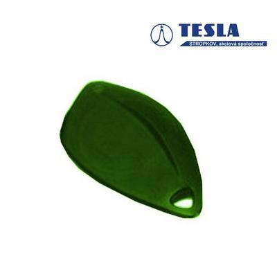 Tesla bezkontaktní přívěšek EM4102 zelený - 1