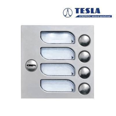 Tesla KARAT nerez 4 tl.1ř.- 2 BUS Z - 1