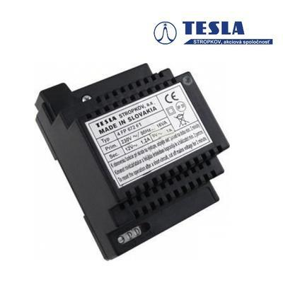Tesla - síťový zdroj k el. zámkům AC - 1