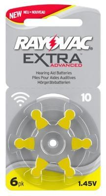 Varta Rayovac Extra Advanced 10 - 6 ks. - 1