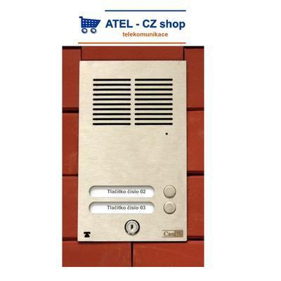 Dveřní linkový komunikátor CV2-N - 1