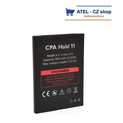 CPA Halo 11 baterie - 1
