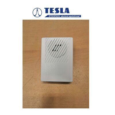 Tesla - Bytový zvonek melodie - plast - 1