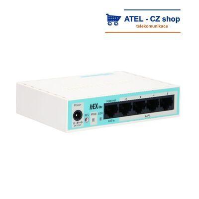 Mikrotik hEX RB750r2 - 1