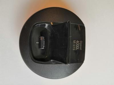 Nabíjecí miska Gigaset 4000L Micro - 1