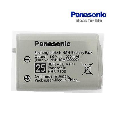 Baterie Panasonic HHR-P103 original - 1