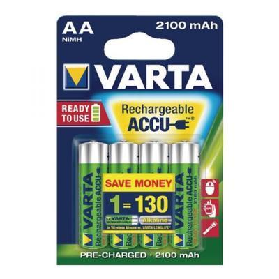 Baterie AA VARTA 2100 mAh LongTime - 1