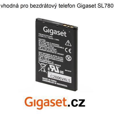 Baterie Gigaset SL78 X445 original - 1