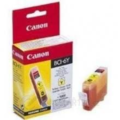 Canon BCI 6y yellow - 1