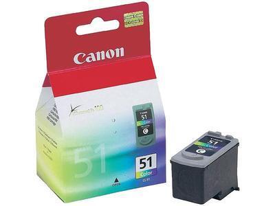 Canon CL-51 originál barevná - 1