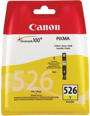 Canon CLI-526 Y originální - 1