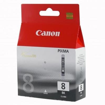 Canon CLI-8 Bk originální - 1