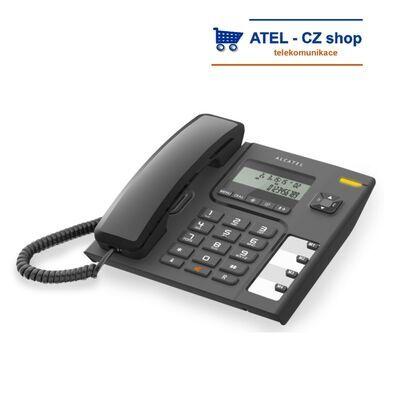 Alcatel Temporis 56 tel LCD Black - 1