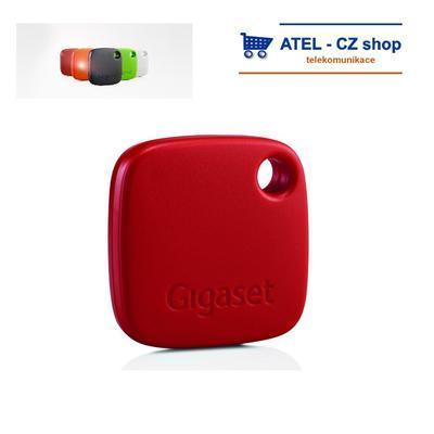 Gigaset G-tag lokalizační čip červ. - hlídač klíčů - 1