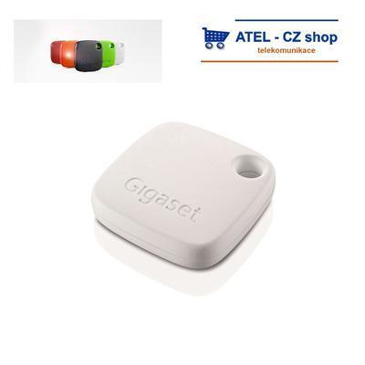 Gigaset G-tag lokalizační čip bílý - hlídač klíčů - 1