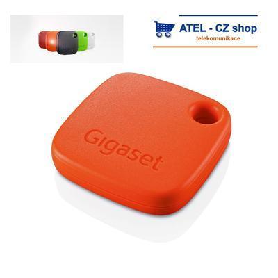 Gigaset G-tag lokalizační čip oranž - hlídač klíčů - 1