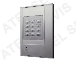 Dveřní telefon SLIM Key - 1
