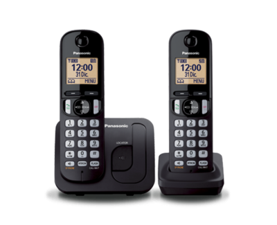 Panasonic KX-TGC212FXB - 1