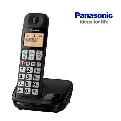Panasonic KX-TGE110FXB - 1