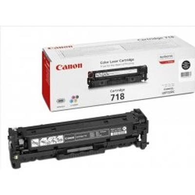 Canon CRG-718 Bk - 1