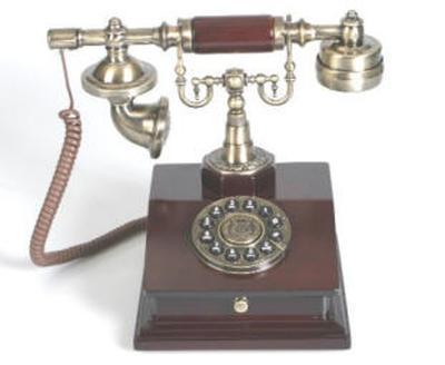 Tesla historický telefon NT1 - 1