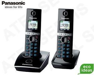 Panasonic KX-TG8051FXB DUO - 1