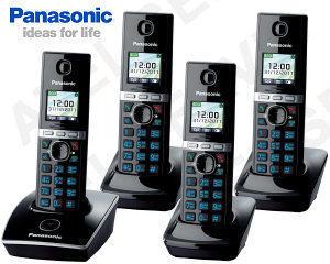 Panasonic KX-TG8051FXB QUATTRO - 1