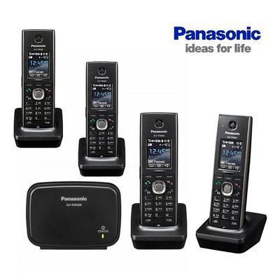 Panasonic KX-TGP600FXB QUATTRO - 1