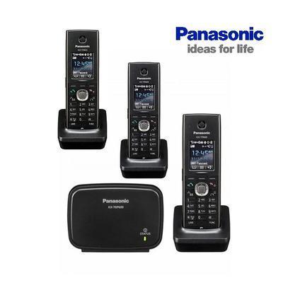 Panasonic KX-TGP600FXB TRIO - 1