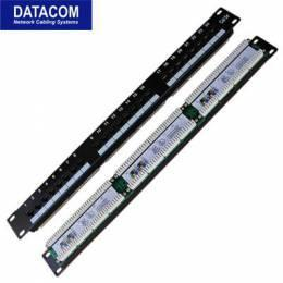 DATACOM Patch panel 24x RJ-45 - 2