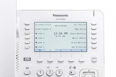 Panasonic KX-NT680NE - 2