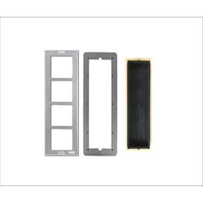 NUDV mont.krabice pod omítku 4 moduly - 2