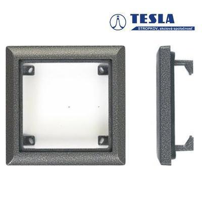 Tesla KARAT stříbrný mont.rám 1 - 2