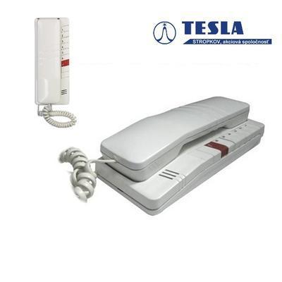 Tesla - DT 93 DDS bílý 1 + 6 tlačítek regulace - 2