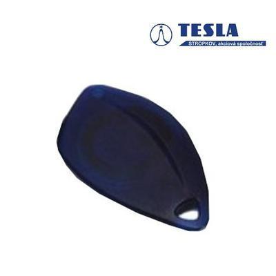 Tesla bezkontaktní přívěšek EM4102 modrý - 2