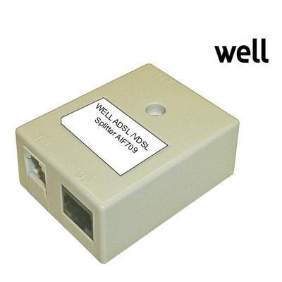 VDSL Splitter VELL ADSL + VDSL splitter - 2