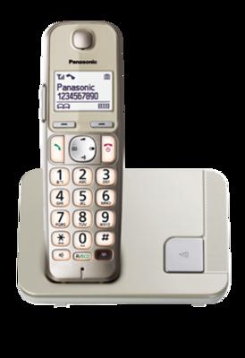 Panasonic KX-TGE210FXN senior - 2